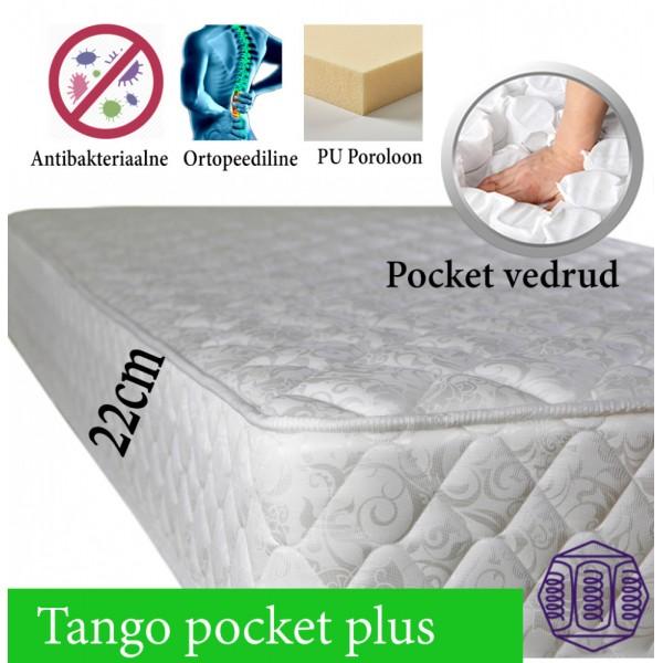 Pocket Vedrumadrats Tango Pluss
