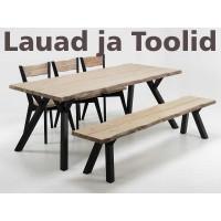 Lauad ja toolid