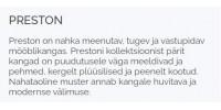 PRESTON NAHATAOLISED KANGAD