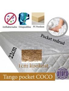 Pocket Vedrumadrats Tango Kookos